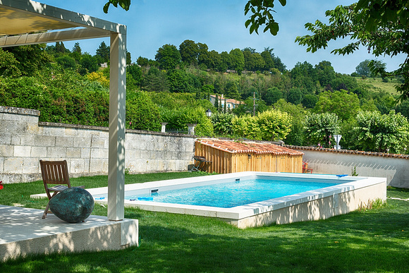 Studio Lavalette - Swimming Pool and Garden