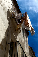 Washing in the Wind - Cadaques