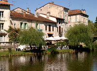 Before: Dronne River - Brantome