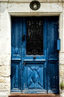 Blue Door - Champagne-et-Fontaines