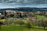 From Lusignac Road I - St Paul Lizonne