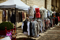 Clothes Stall - Brantôme
