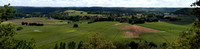 Panorama of the Dordogne - Tremolat