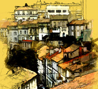 After: Rooftops - Angouleme