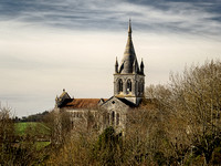The Church - Villebois-Lavalette