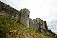 Castle West Face 1 - Villebois-Lavalette