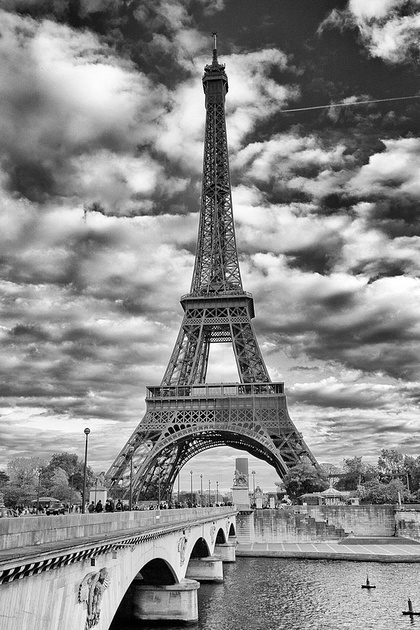 Photography holiday courses and workshops in france paris noir et blanc - Clic clac noir et blanc ...