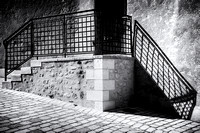 Steps and Shadows - Aubeterre